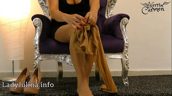 High heels, Mature feet, Feet joi, Pantyhose mature, Nylon mature, Nylon feet