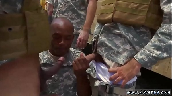 Military, Gay shower