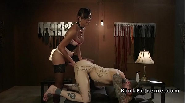 Latex, Mistress, Shemale anal, Anal shemale