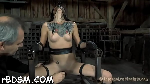 Tied, Pussy lips, Open pussy