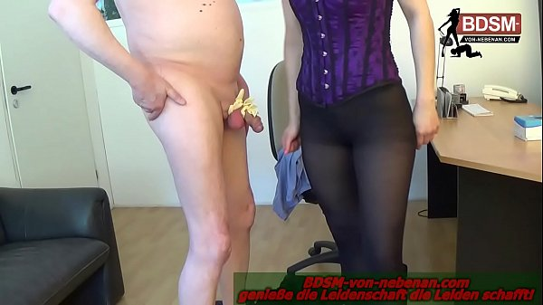 Bdsm, German milf