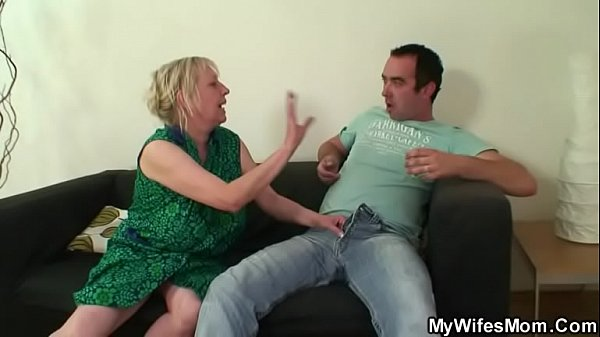 Mother in law, Big boobs sex