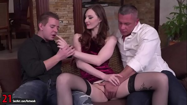 Double, Redhead, Double penetration, Double anal, Russian anal