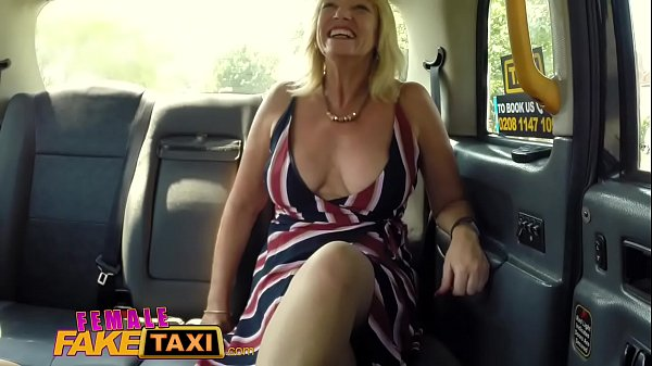 Fake taxi, Tongue, Female fake taxi