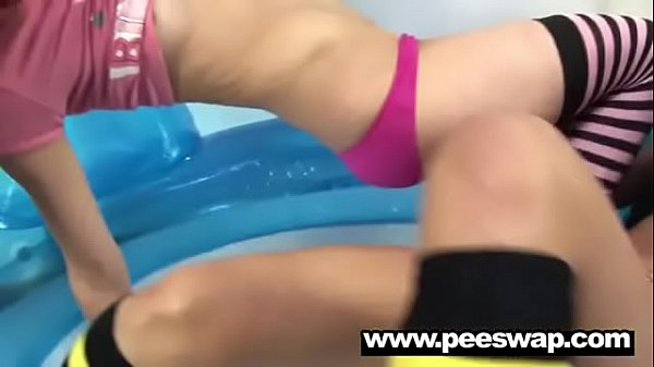 Pissing, Piss drink, Mouthful