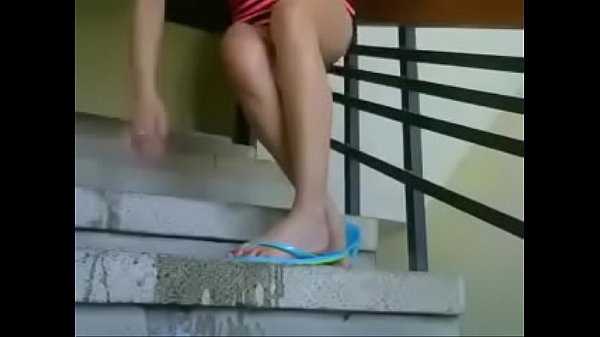 Squirt, Squirting, Stair