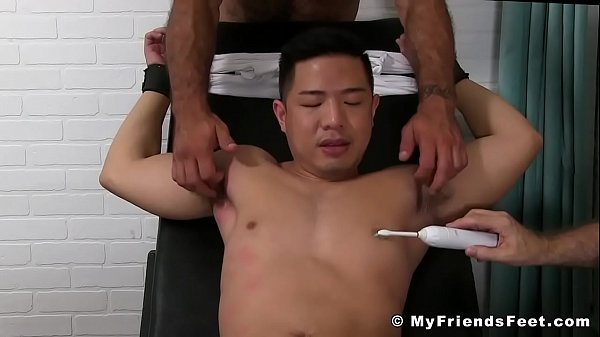 Tickle, Asian feet, Tickling
