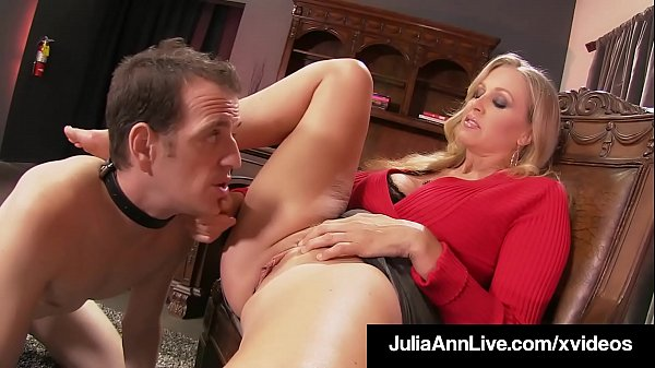 Julia ann, Mommy, Punishment, Toy boy