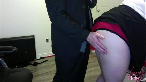 Secretary, Tied up and fucked, Tied and fucked, Fuck mouth