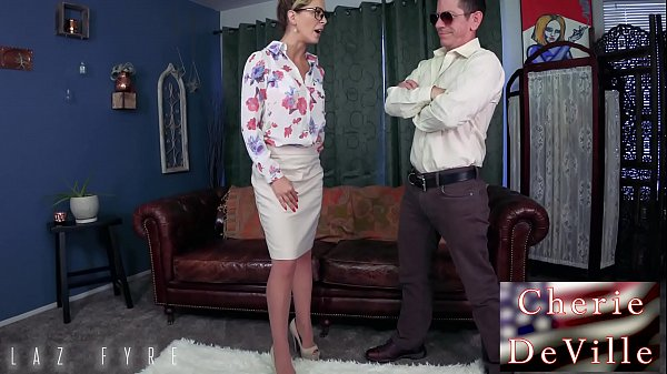 Cherie deville, Blackmailed, Blackmail