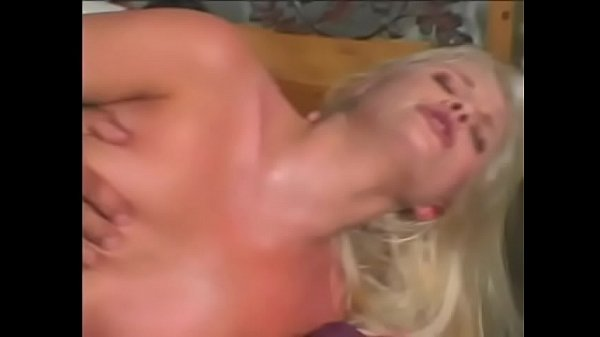 Cougar, Younger, Blonde anal