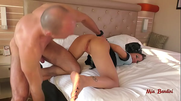 Creampie, Police, Ass creampie