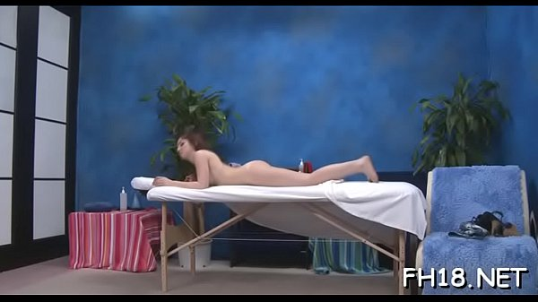 Massage, Massage oiled
