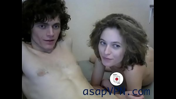 Russian, Webcam couple