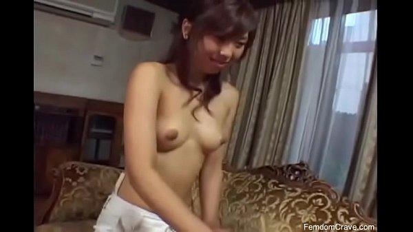 Japanese girl, Pegging